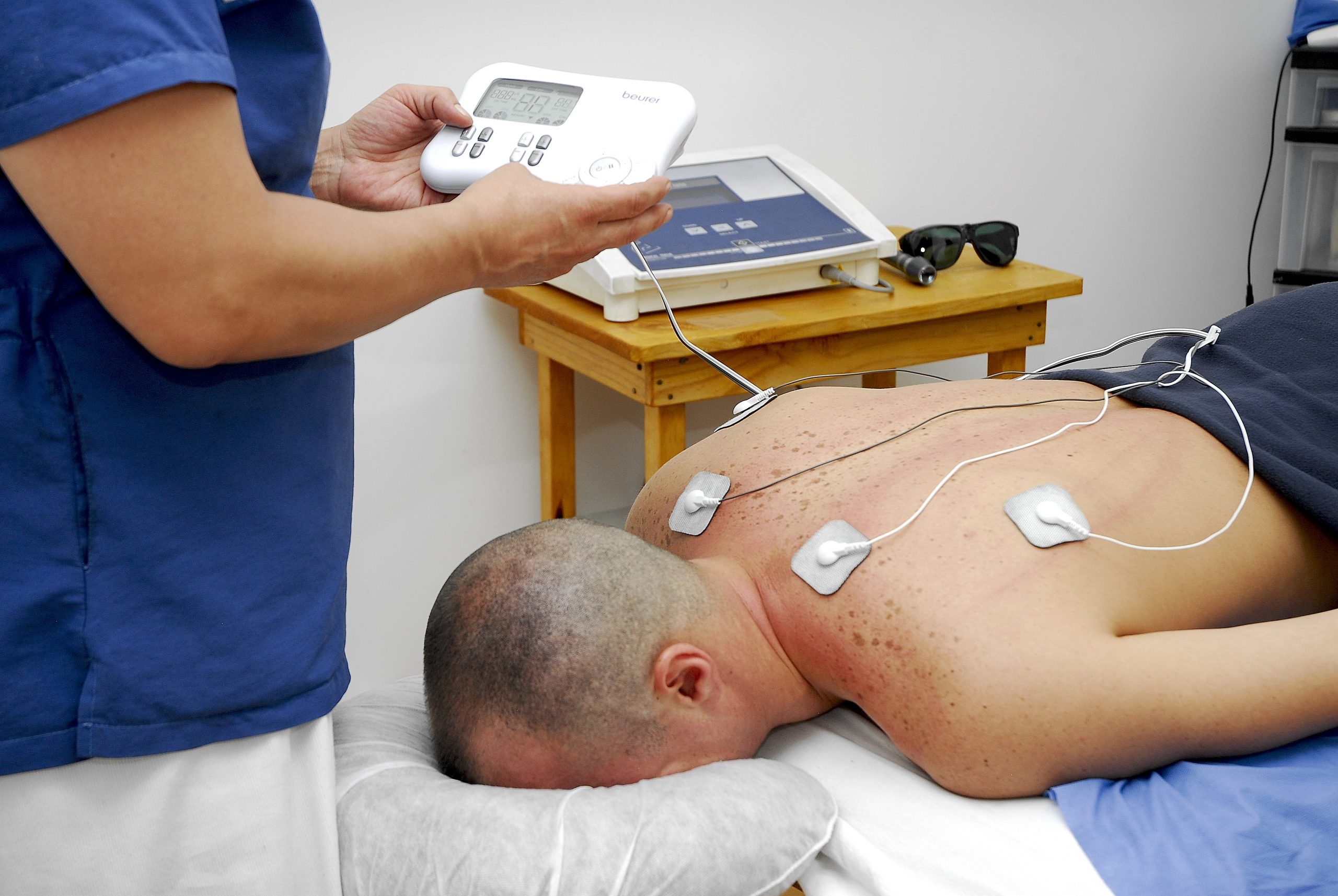 Electroterapia Medither